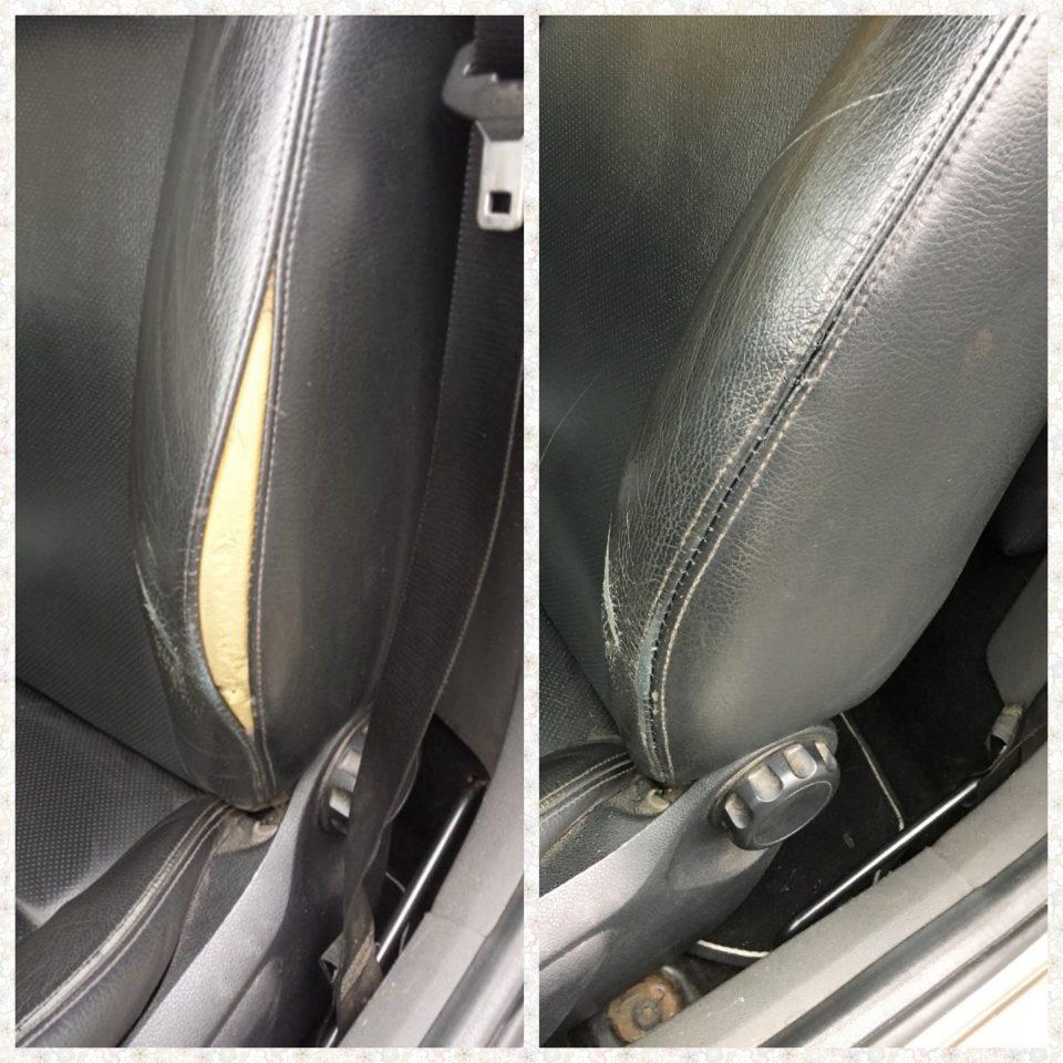 Autostoel herstellen