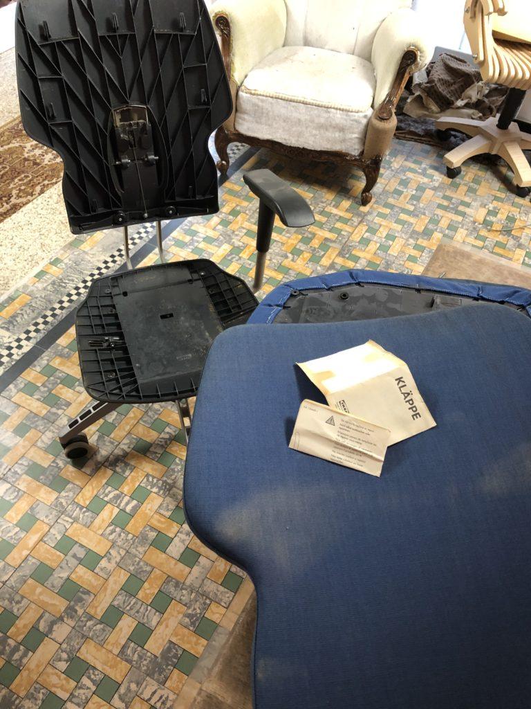 Ikea Kläppe bureaustoel