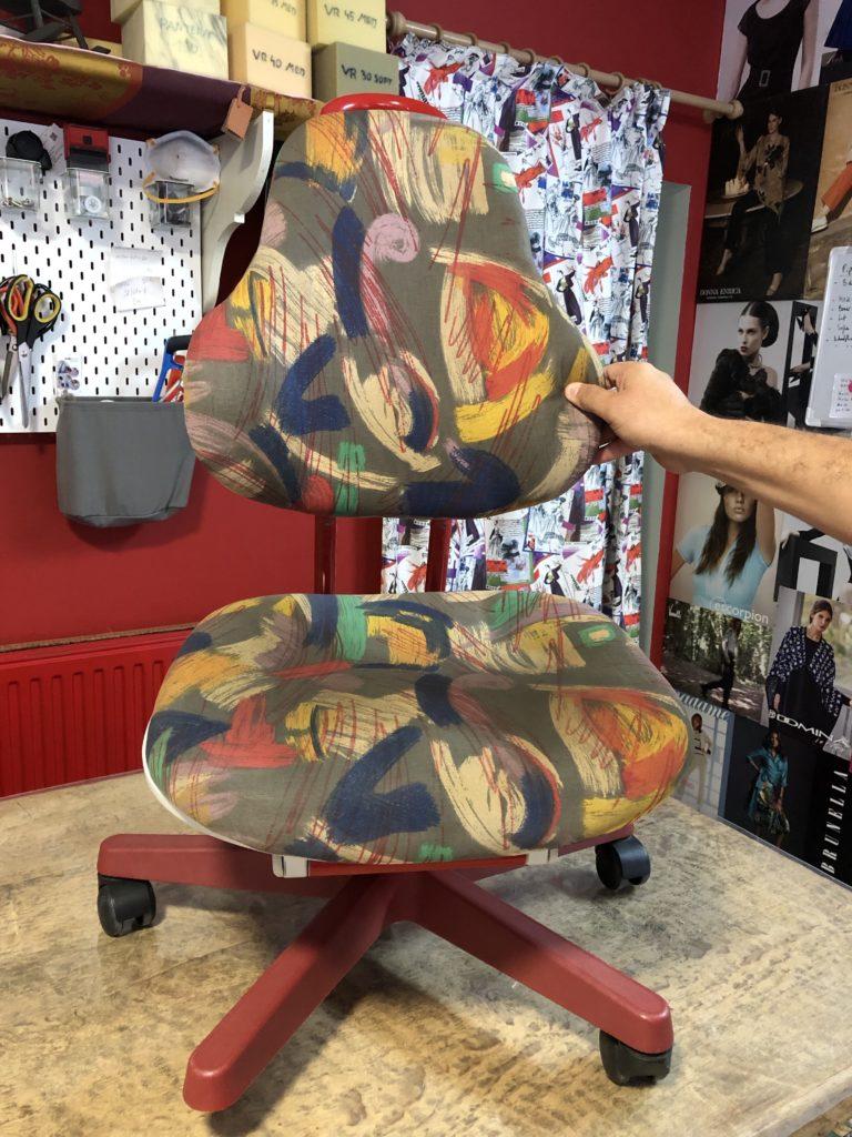 moll scooter kindermeegroei bureaustoel
