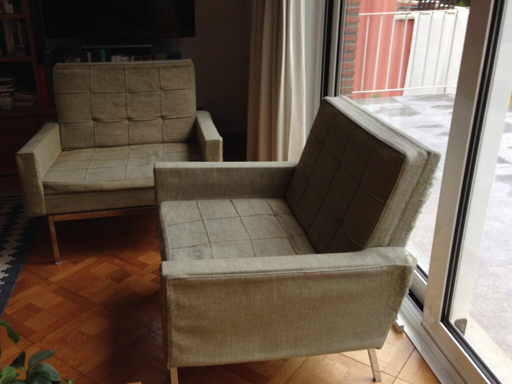 Model 65A Florence Knoll