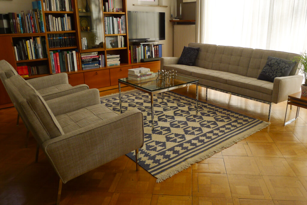 Lounge collectie Florence Knoll